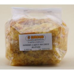 GOMME LAQUE DECIREE BLONDE