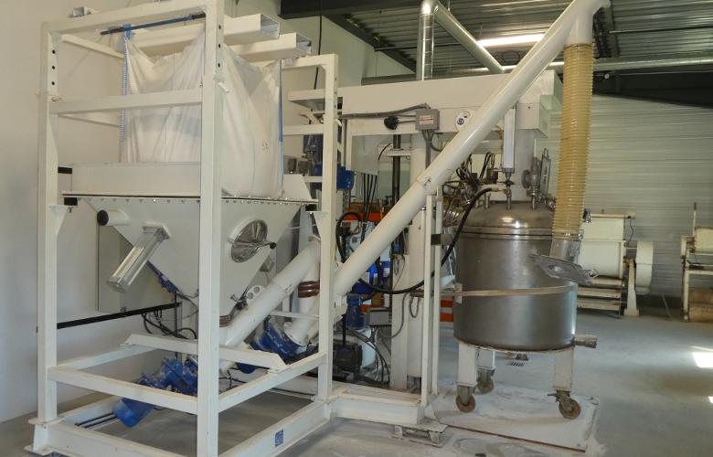 Production, stockage, laboratoire, bureaux